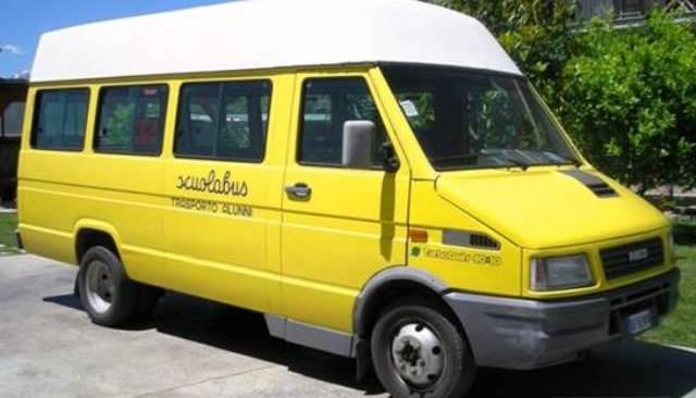 Sei scuolabus multati perché irregolari