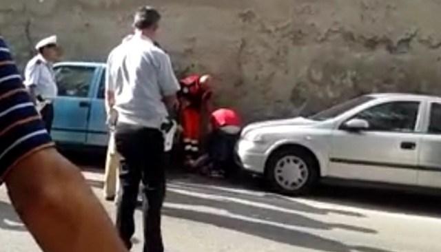 Donna strattonata e trascinata via da un uomo nei pressi della metropolitana di Pozzuoli