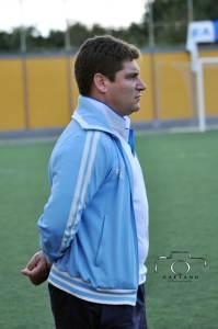 Gennaro Illiano, trainer del Mons Prochyta