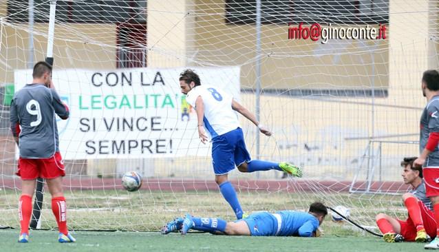 Quarto Calcio, battuto lo Stasia: arriva la prima vittoria della gestione Amorosetti!