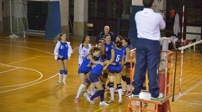 Pallavolo Pozzuoli, vittoria per 3-1 contro la Partenope!