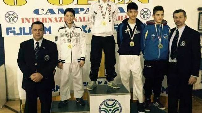 Open Campania di Karate, successo per la sesta edizione al PalaTrincone