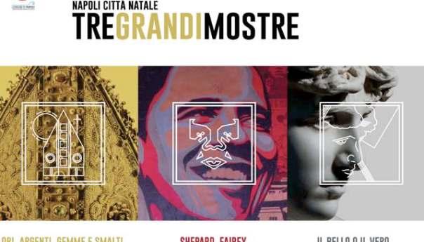 Natale 2014, Napoli punta sulla cultura