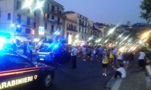 Protesta via Napoli 1