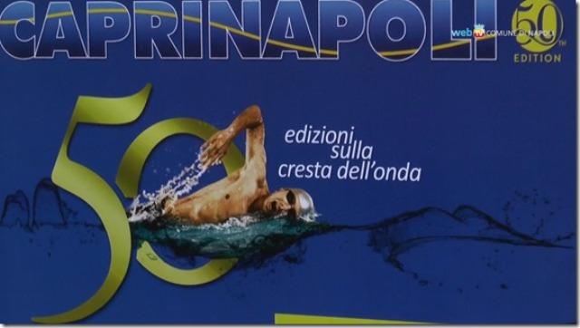 Capri-Napoli 2015 al giro di boa