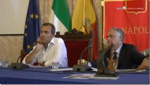 Luigi De Magistris e Nino Daniele