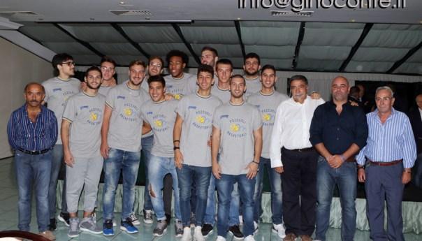 Virtus Pozzuoli, presentati i roster della GMA Basket per il nuovo campionato