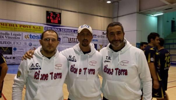 Pozzuoli Volley, bottino condiviso nell'amichevole con il Pomigliano