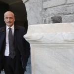 Vincenzo Figlioia al Rione Terra