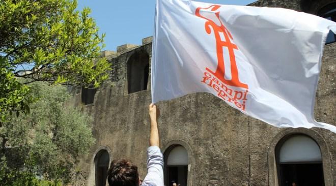 Campi Flegrei, scelto il logo che li rappresenterà