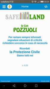 L'App del Comune di Pozzuoli