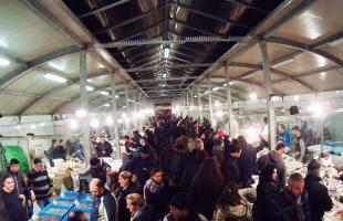 Mercato ittico di Pozzuoli inizia la 24 ore di vendita no stop!