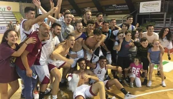 Basket, 5 campane in serie B: la Virtus Pozzuoli giocherà nel girone D