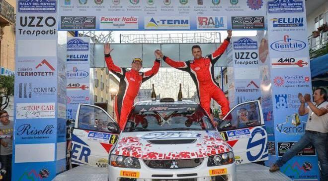 Il puteolano Gianfico nel prossimo week end al Rally del Molise per centrare l'ennesimo successo