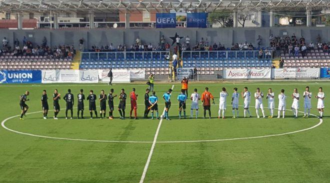 Flegrea Calcio poco incisiva la Frattese vince 2-0