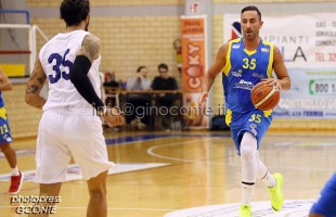 Virtus Pozzuoli svogliata e sprecona, il Basket Scauri vince 81-65|Gallery