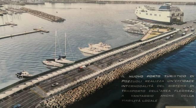 Pozzuoli, 11milioni di euro per collegare il nuovo porto alla Tangenziale Gallery