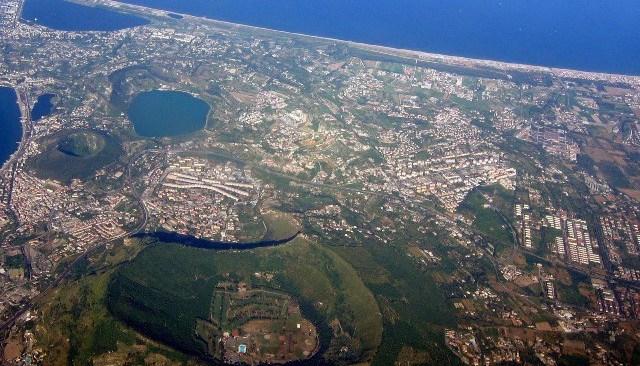 Grandi laghi flegrei lavori sospesi, a rischio 65milioni di euro, l'allarme di Pozzuoli Ora e FreeBacoli