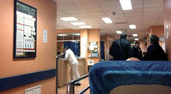 """C cazz guard affà"", testata ad un medico del 118 da parente di persona deceduta"
