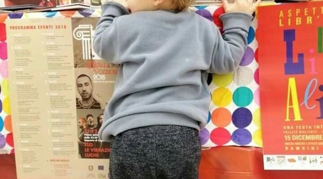 Libr'Alia, al Rione Terra oggi la mostra dedicata alla lettura e al gioco per ragazzi