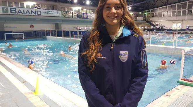 PALLANUOTO/ La puteolana Martina Parisi convocata nella nazionale under 16