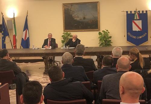 Piano di evacuazione, Borrelli chiede a De Luca di accelerare le procedure per Campi Flegrei e Vesuvio. Prorogato lo stato di emergenza per Ischia