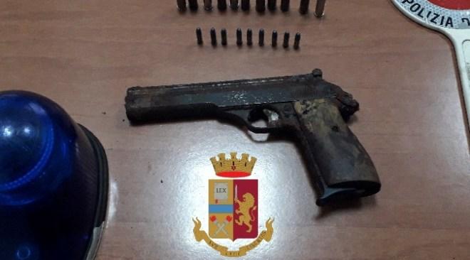 BAGNOLI/ Denunciato un 60enne per detenzione abusiva di armi