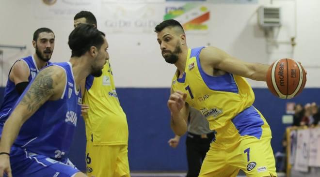 BASKET/ E' derby col Napoli Basket: i puteolani vogliono voltare pagina