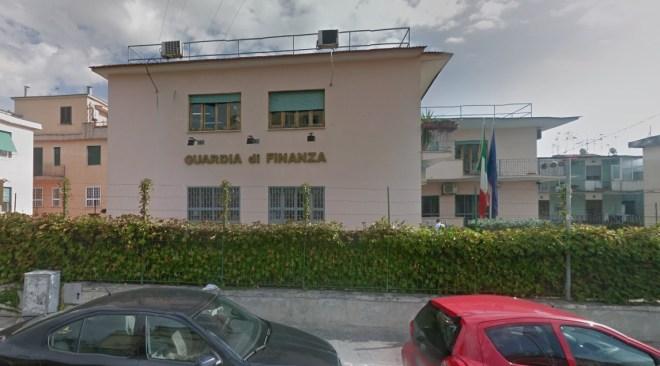 A Monteruscello la nuova sede della Guardia di Finanza