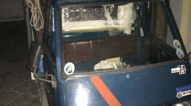 QUARTO/ Denunciato un 42enne quartese per trasporto e abbandono di rifiuti speciali