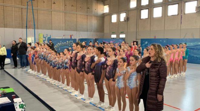 GINNASTICA/ Le società di Bacoli e Monte di Procida fanno incetta di medaglie ai campionati regionali