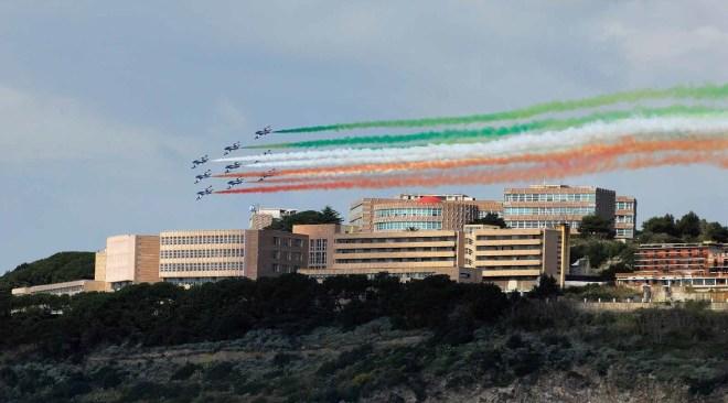"""POZZUOLI/ All'Accademia Aeronautica """"Tavola rotonda internazionale per la pace nel Mediterraneo"""""""