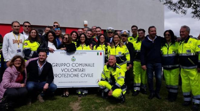 QUARTO/ Volontari comunali della Protezione Civile: ecco la nuova sede