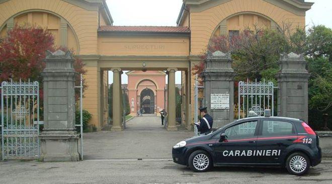 QUARTO/ Rapina a mano armata nel cimitero di Lanciano, arrestati due quartesi