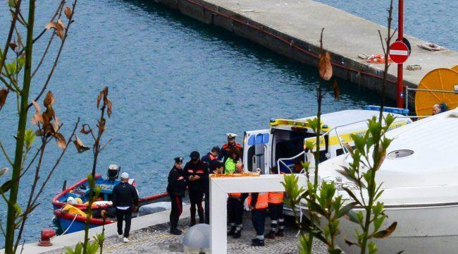 BACOLI/ Morto Biagio Carannante, il sub che il 5 marzo aveva portato Alberto Angela alla scoperta di Baia Sommersa