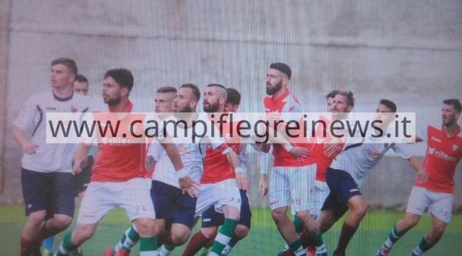 CALCIO/ Puteolana 1902 perde 1-0 a fine primo tempo|FOTO