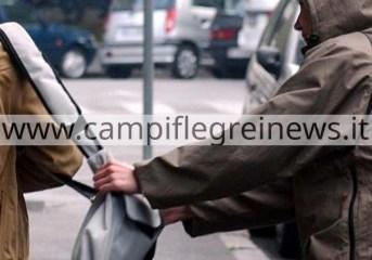 BACOLI: Rapinano anziano mentre preleva al bancomat. 2 persone arrestate dai Carabinieri