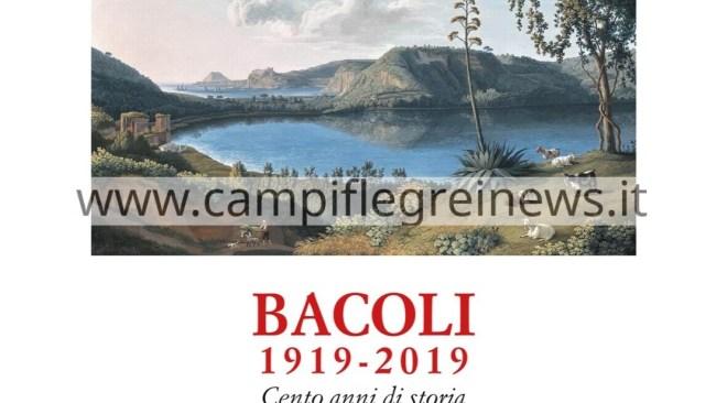"""Stasera la presentazione del libro """"Bacoli, cento anni di storia"""", del professore Maurizio Erto"""