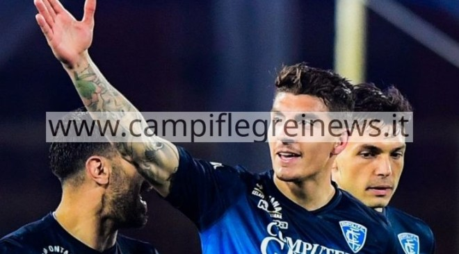 Il neo acquisto azzurro Di Lorenzo sta cercando casa tra Baia e Lucrino