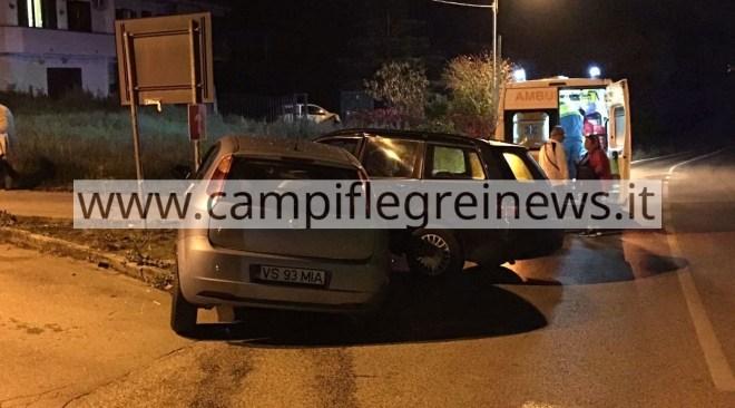 ULTIMORA/ Due spaventosi incidenti in poche ore a Monterusciello: feriti trasportati in ospedale