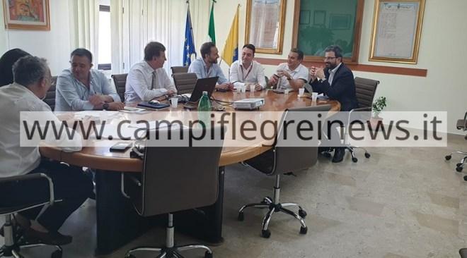 POZZUOLI/ Restyling stazione Metropolitana al via il tavolo tecnico per i progetti