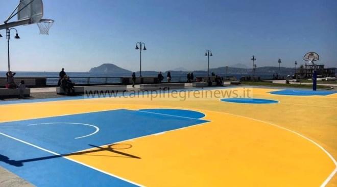 BASKET/ Oggi e domani 500 bambini a via Napoli per le gare di 3 contro 3 del Summerbasket