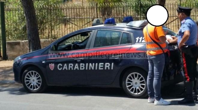 POZZUOLI/ Denunciati 3 parcheggiatori abusivi puteolani in trasferta nella zona di Posillipo