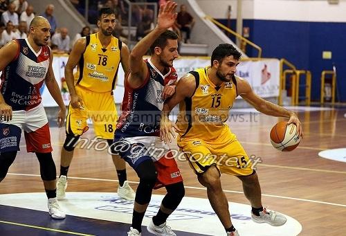 Basket, la Virtus alla ricerca del terzo risultato consecutivo, al PalaErrico arriva il Fomia