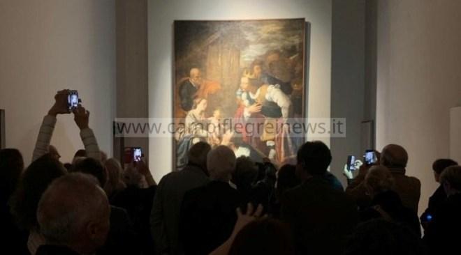 """""""L'adorazione dei Magi"""", dalla Cattedrale di San Procolo in mostra al Museo Diocesano di Milano - LE FOTO"""