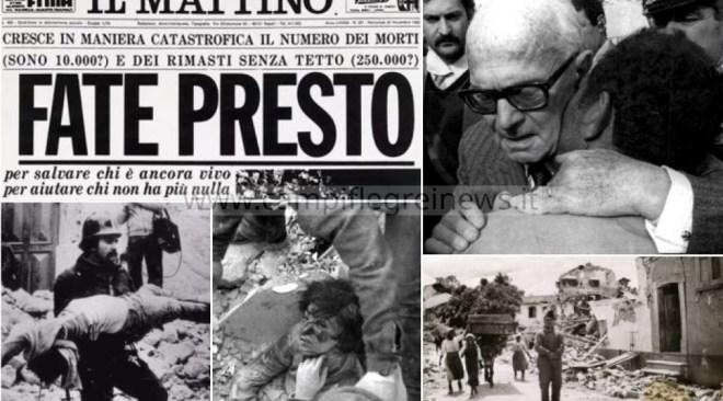 IL RICORDO/ Terremoto dell'Irpinia: 39 anni fa l'apocalisse che devastò la Campania
