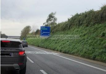 Due incidenti sulla Statale Domiziana, traffico da Licola a Monterusciello Sud