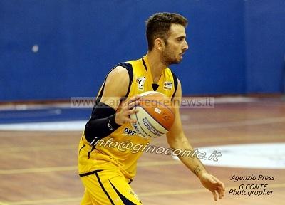 Basket, Tomasello: contro Matera abbiamo perso ma non abbiamo mai gettato la spugna. Dobbiamo lavorare di più