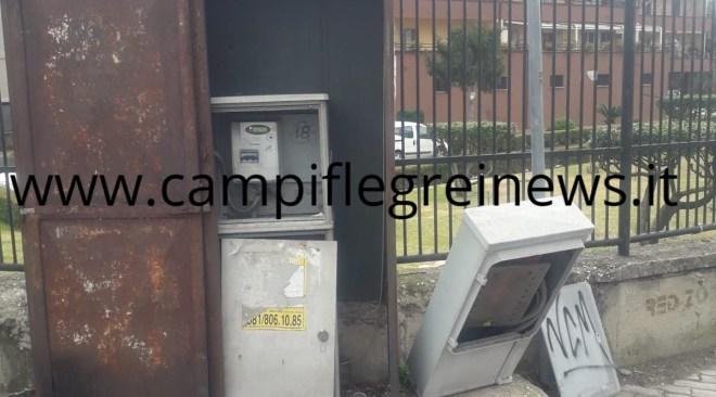 QUARTO/ Corso Italia preso di mira dai vandali: è caccia alla banda - LE FOTO