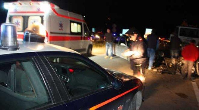 ULTIMORA/ Incidente frontale a via Campana, dichiarata la morte cerebrale di un 35enne